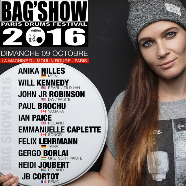 Bagshow 2016