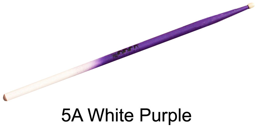 Color 5A White Purple