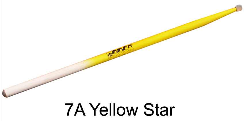 Color Yellow Star