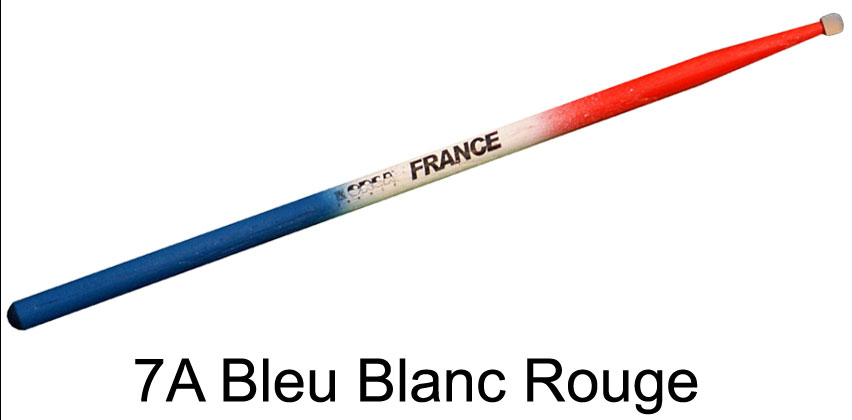 Color 7A Bleu Blanc Rouge